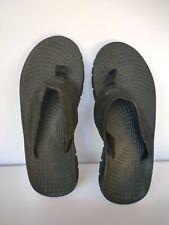 Chaco Men's Flip Synth Sample Flip Flops Black Size 9 M US