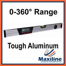 600MM Aluminum Digital Spirit Level with Inclinometer Tool