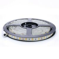 Flexible 5M DC 12V 36W SMD 2835*300 Leds IP20 Warm White(3000K) LED Strip X8R6