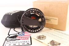 Lamson Speedster Reel Size 1 Black Limited Edition ON SALE