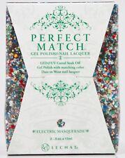 LeChat Perfect Match ELECTRIC MASQUERADE #86 Gel Polish & Nail Lacquer PMS86