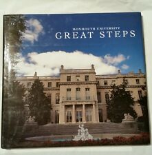 MONMOUTH UNIVERSITY GREAT STEPS PADILLA 2002 New Jersey Hardcover