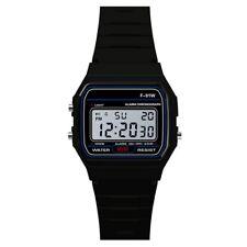 F91W-1D F-91W-1 Digital Watch Brand New Water Resist