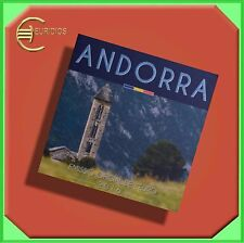 Kursmünzensatz KMS Andorra 2016, Jahrgangssatz 1 Ct. bis 2 Euro € im Blister