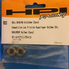 HPI Part #B023 BALL BEARING 6x13x5mm (2pcs) for the Savage X/XL/Flux