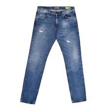 VERSACE MEN'S 100% COTTON SLIM FIT 5 POCKET DENIM JEANS/PANTS NEW