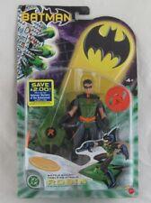 Batman Battle Board Robin Action Figure 2003 Mattel, Sealed on Card
