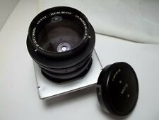 LEITZ CANADA 6 IN. F2.8 ELCAN IN SPEED GRAPHIC METAL LENS BOARD
