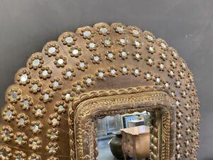 NEW Peacock mirror- ht-102cm