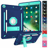"""For iPad 10.2"""" 2019 7th Gen Hybrid Shockproof Heavy Duty Rugged Stand Case Cover"""