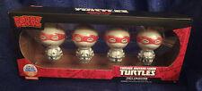 Funko Dorbz Teenage Mutant Ninja Turtles 4 pack NYCC 2015 Exclusive TMNT Variant