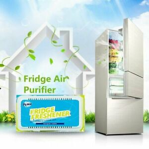 Fridge Fresh Deodoriser Nosmell Clean Air Freshener Removes Bad Odours Smells UK