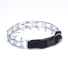 Coastal Titan Easy-On Dog Prong Training Collar with Buckle 18""