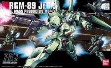 HGUC 1/144 RGM-89 Jegan From Gundam Series Plastic Model Kit Bandai Japan