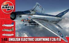 Airfix 1:48 English Electric Lightning F.2A/F.6 Plastic Model Kit 09178 ARX09178