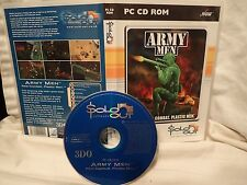 Army Men (3DO PC, 1998) No manual, SoldOut version, tested, fast shipping