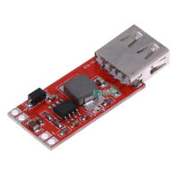 12V/24V to 5V 3A USB Step Down DC-DC Buck Module Power Supply For  Car Charger