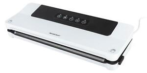 SILVERCREST® Vakuumierer Better SV 125 C3 weiß Vakuumiergerät *B-Ware