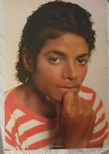Michael Jackson 1983 Poster Anabas England New Condition