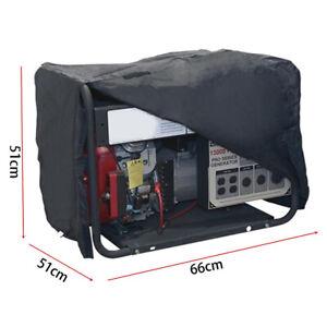 Durable 210D Oxford Weatherproof Waterproof Generator Dustproof Cover Outdoor