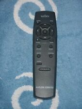 A PHILIPS-MAGNAVOX 00T156T-PM01 - WebTV Remote Control
