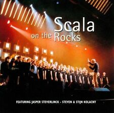 On The Rocks by Scala & Kolacny Brothers (CD, Mar-2004, Pias) NEW