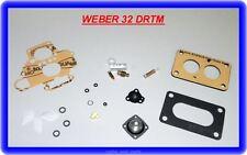 Weber 32 DRTM, permet. rep. Kit avec isolant, renault r 9-r 11
