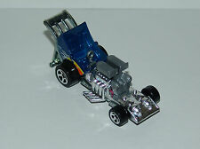 Hot Wheels Baby Boomer Carriage Blue Int Chrome Engine Sp5's Malaysia 1999
