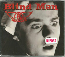 AEROSMITH Blind man w/ Shut up & Dance LIVE 1997 UK CD single SEALED USA Seller