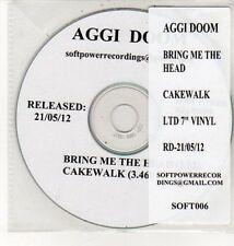 (DD55) Aggi Doom, Bring Me The Head - 2012 DJ CD