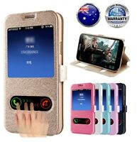 New Wallet Flip PU Leather Phone Case Cover For iPhone Samsung Note 3 4 5 6 7 8+