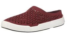 JSport By Jambu Womens Gatwick Mule Slip On Casual Shoe Red White Size 8 M US