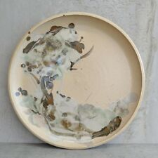 Lynne Thomas Norwood Pottery Serving Plate Wauchope NSW Australia 1980s 28.7cm