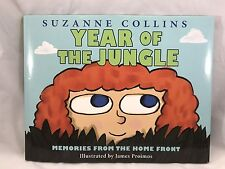 Year Of The Jungle Memories From The Home Front By Suzanne Collins New Gift