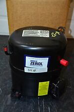 Bristol 702225-04-0765 L1NB352EBCB 3/4 HP 50/60HZ 200/230V 1PH R12 Compressor
