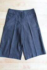 Linen Mid Rise Plus Size Trousers NEXT for Women