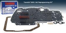 GM TH350C Transgo Reprogramming Shift Kit Shift Lockup SK 350C-1&2