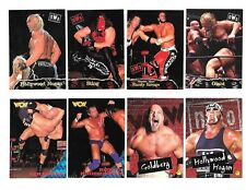 1998 Topps WCW/NWO - Complete Set W/Stickers - 82 Cards