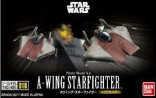 Star Wars Bandai Star Wars 1/144 A-Wing Starfighter Plastic Model Kit #217623