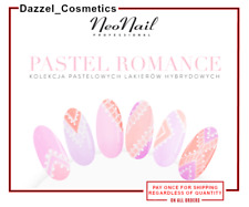 NeoNail Lakiery Hybyrdowe Pastel Romance UV Hybrid Nail Polish 7,2ml