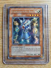 Thunder King Rai-Oh - YG02 EN001 - Secret Rare - Playset Available