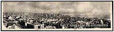"1926 Seattle WA Vintage Panoramic Photograph 7"" X 25"" Panorama"