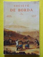 Société de Borda n° 426 1992 Landes Mixe Saint-Girons de Lest Séouguès Dax