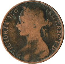 1890 ONE PENNY OF QUEEN VICTORIA      #WT2834