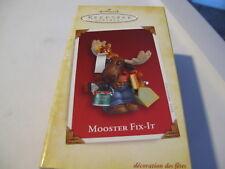 Hallmark Ornament Mooster Fix-it 1995