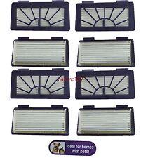 8 x Neato Hepa filter pet & allergy xv-11 xv-14 xv-15 xv-12 xv-21 xv11 xv15 xv14