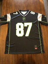 Riddell Monster Energy Rob Gronkowski Jersey Size XL