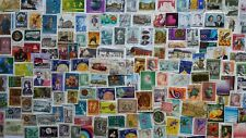 300 Different Luxembourg Stamp Collection