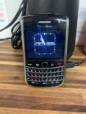 BlackBerry - Black (Unlocked) Gsm 3G Global Qwerty Camera Smartphone With Cord