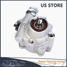 Power Steering Pump For Nissan Altima Maxima Quest 2002-2009 2003 2004 2005 3.5L